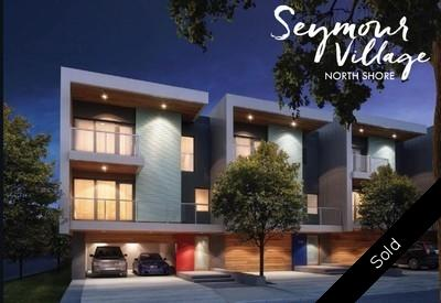 Roche Point Townhouse: Seymour Village - Phase 3 4 bedroom