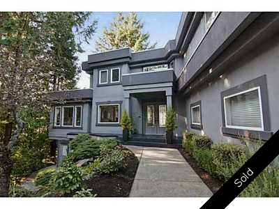 Belcarra House for sale:  5 bedroom 5,402 sq.ft. (Listed 2014-10-24)