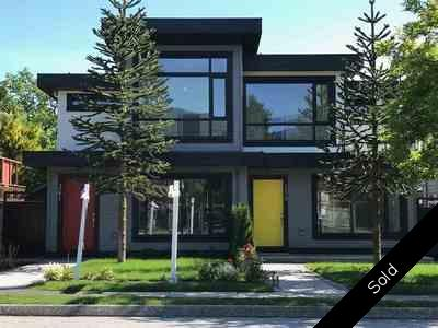 Central Lonsdale Duplex for sale:  5 bedroom 2,697 sq.ft. (Listed 2019-11-08)