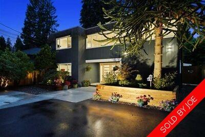 Lynn Valley House/Single Family for sale:  5 bedroom 2,643 sq.ft. (Listed 2020-08-24)